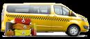 Такси из Аэропорта Симферополя в Ялту от 2300 руб. (минивэн)